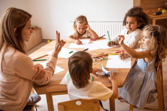 Kindergarten for French high school Bucharest