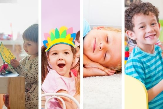 Nursery and kindergarten program Bucharest Pipera Voluntari
