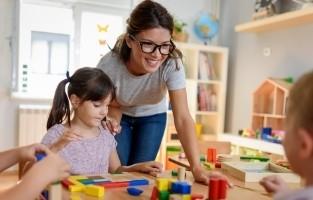Entuziasm pentru educația copiilor